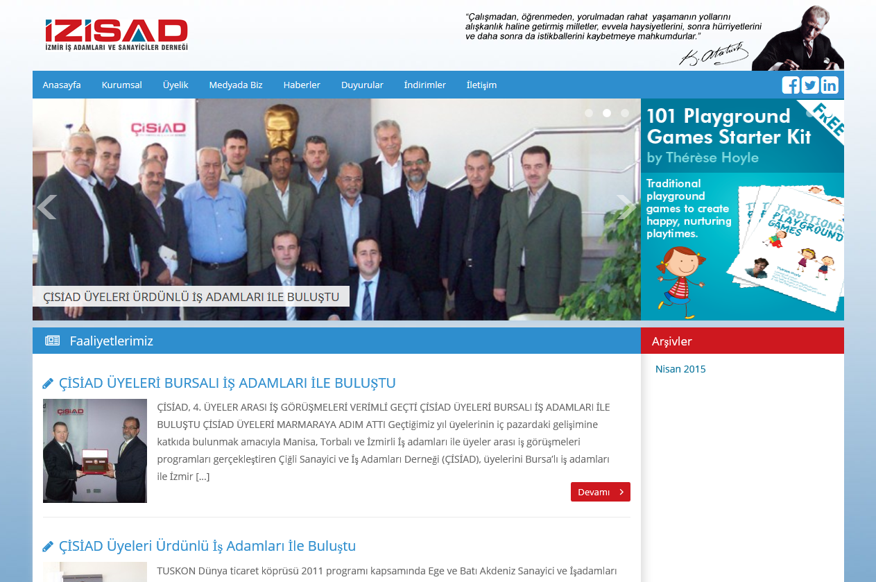 İzisad - İzmir İş Adamları ve Sanayiciler Derneği 2015-05-21 14-09-29
